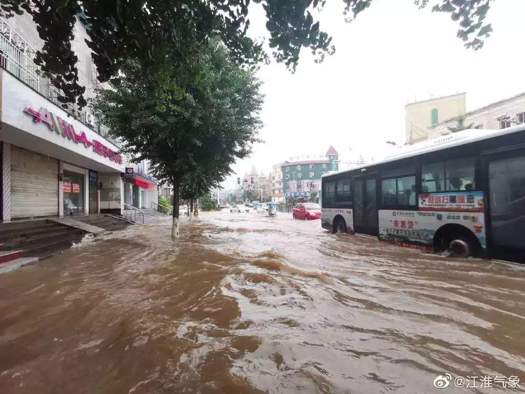 350.2 安徽遭特大暴雨袭击 阜阳明天开始