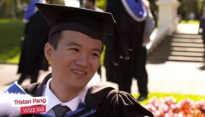 """新西兰华人""""神童""""12岁上大学,17岁双学位毕业!他的妈妈这样介绍成功经验"""
