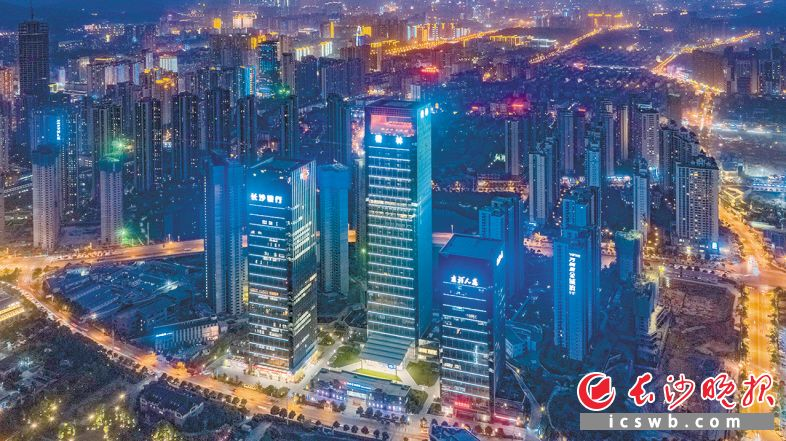 """2019""""新一线""""城市排行榜发布 长沙居第九位(图1)"""