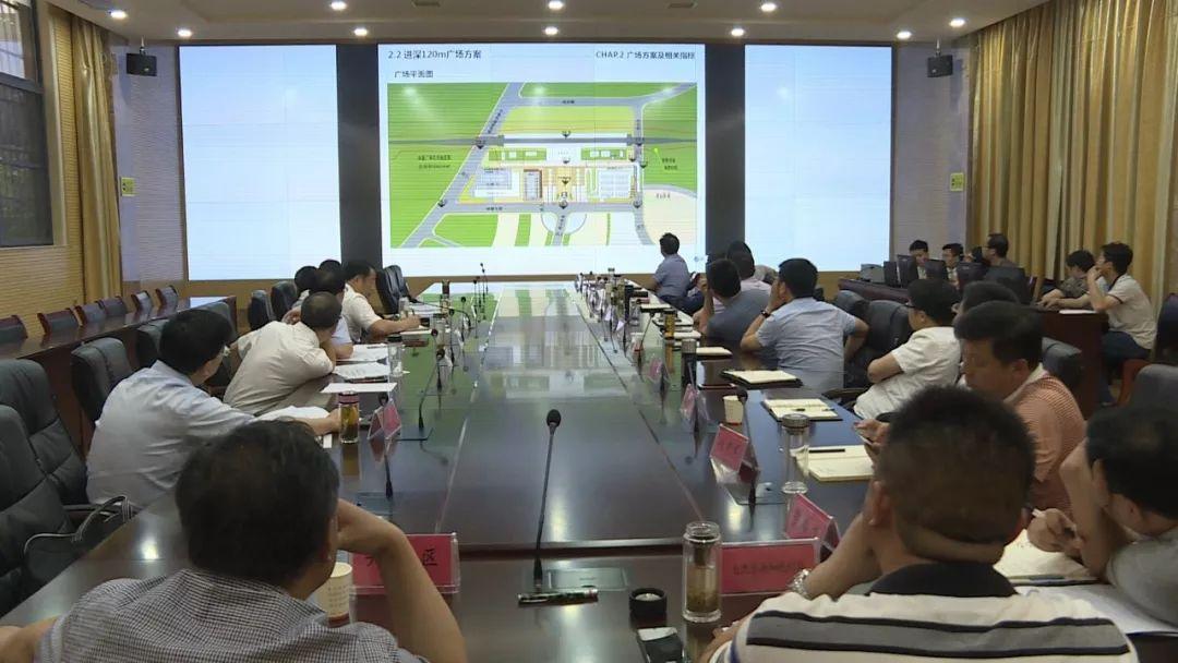 【关注】昨天,武安杭高铁武穴北站站前广场建设方案敲定!