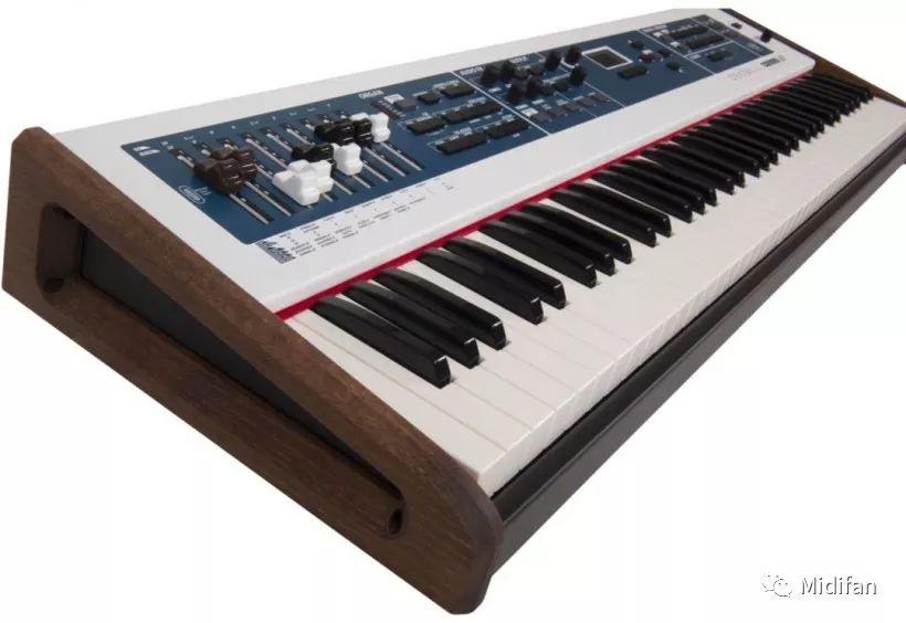 Dexibell Combo J7 爵士专用琴发布,带电动推子的半配重演奏键盘