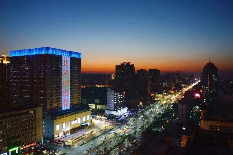 2019城市商业魅力排行榜,菏泽排在...