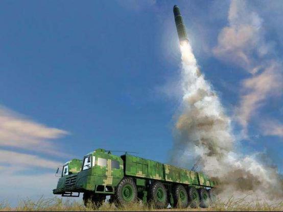 中国东风41洲际导弹有多强?美军花重金打造,44座反导系统成摆设