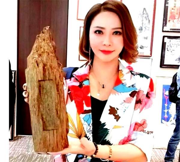 隋炀帝赏东瀛人一块木头,现值1亿,同类另一块木头卖6000元1克