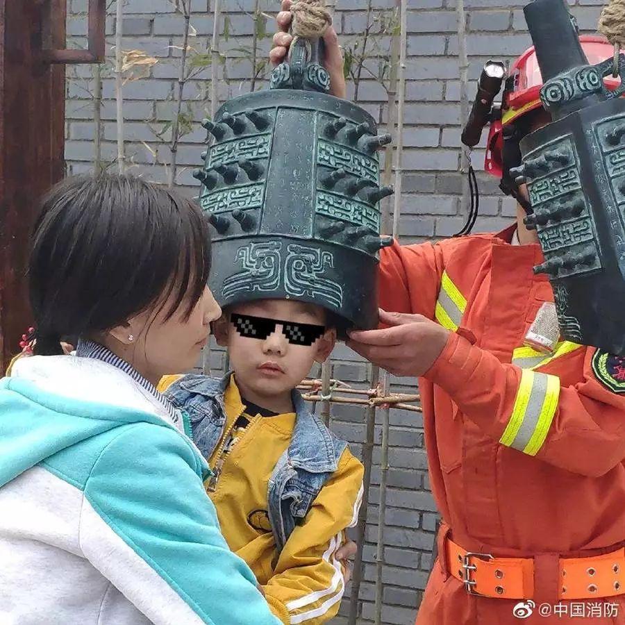 TOP10   消防员处理的那些奇葩事故,憋住,不能笑!