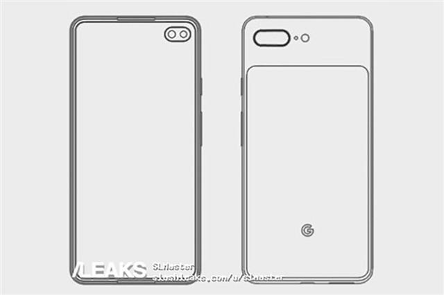 <b>Pixel 4或将在10月发布:前置打孔双摄</b>