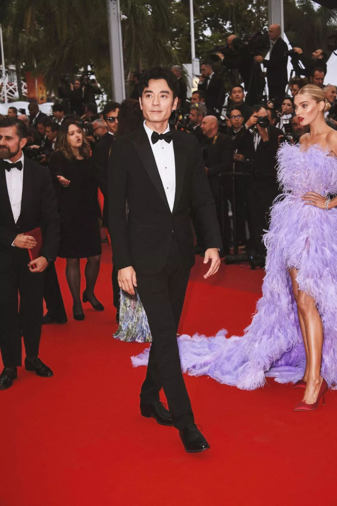 中国品牌的国际范亮相:九牧王成为戛纳官方晚宴唯一指定男装