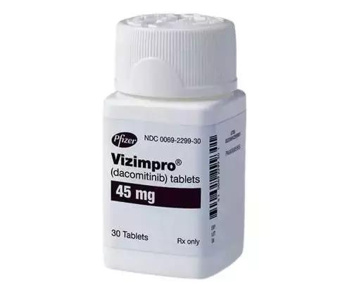 肺癌新药达可替尼对 EGFR效果显著