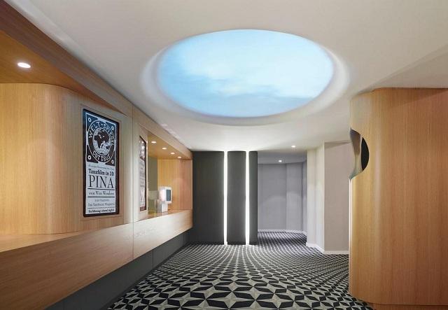 电影院装修要注意哪些衣柜?做好哪些效果观影细节事项最好的颜色配什么白色的墙纸好看图片