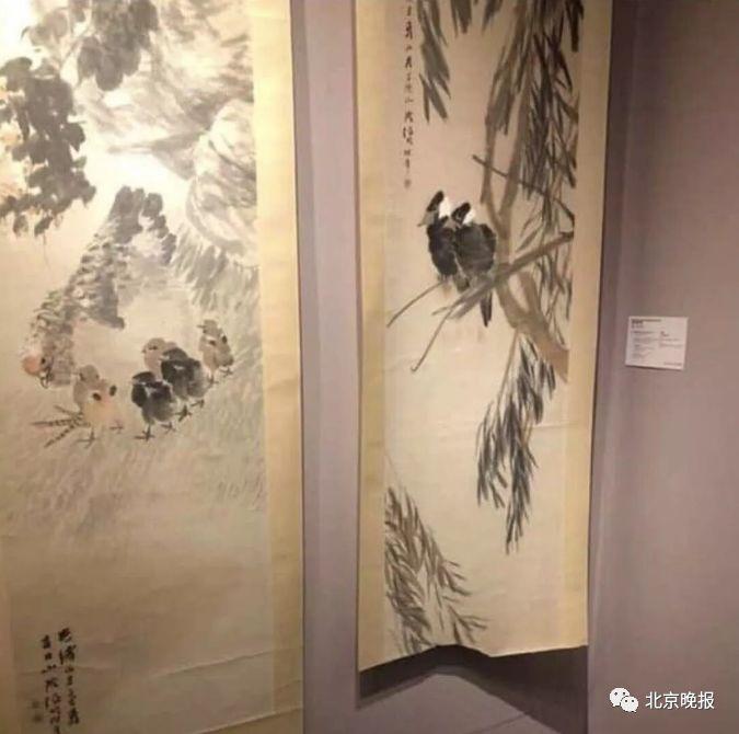 百年名画被熊孩子撕毁,估价最低130万