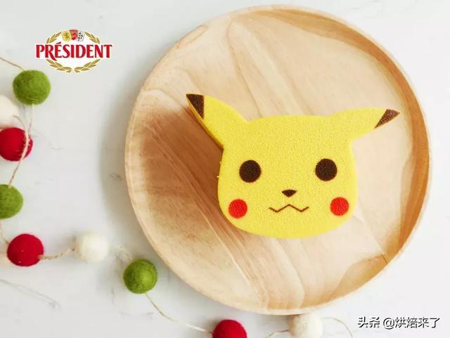 美食 正文  这次,亲自设计了这款皮卡丘的模具, 独一无二的造型,可爱图片