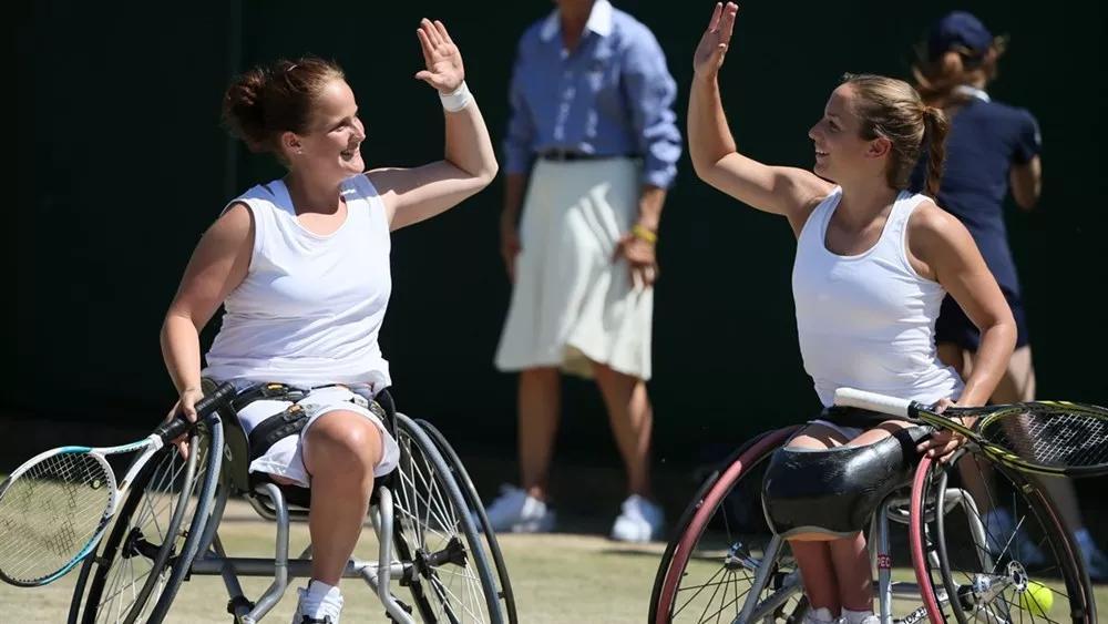 从公园球场到大满贯 | 轮椅网球的巨变