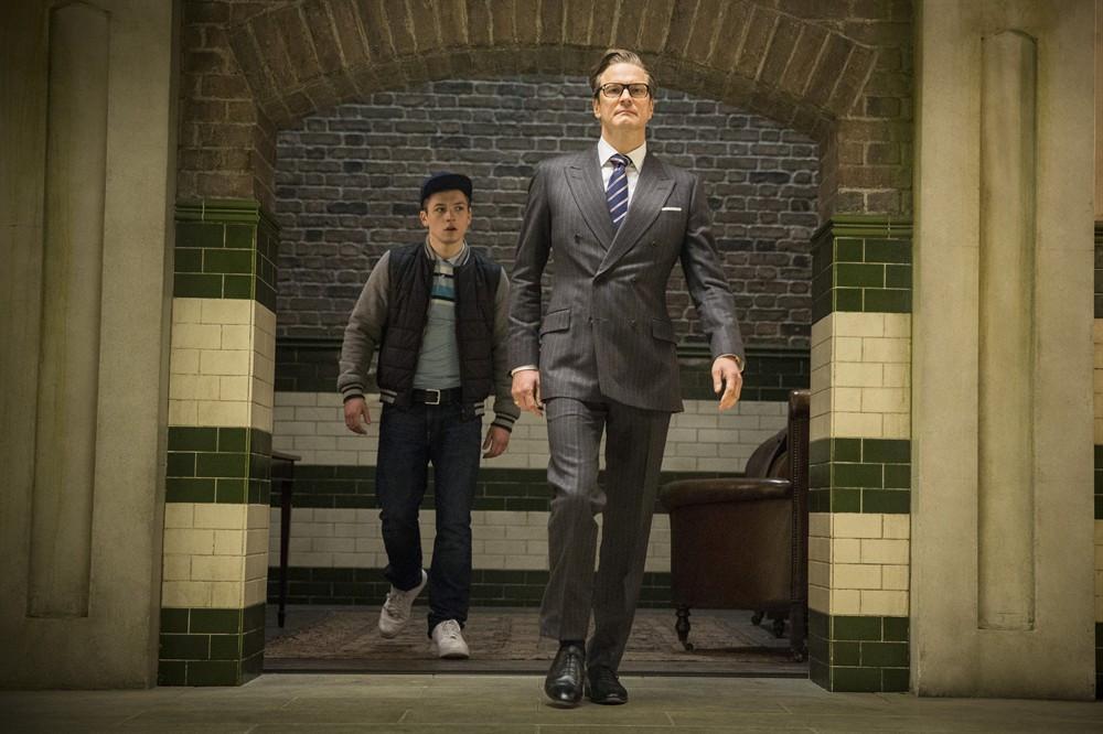导演证实蛋蛋与哈利将在《王牌特工3》散伙,但不是电影终结篇