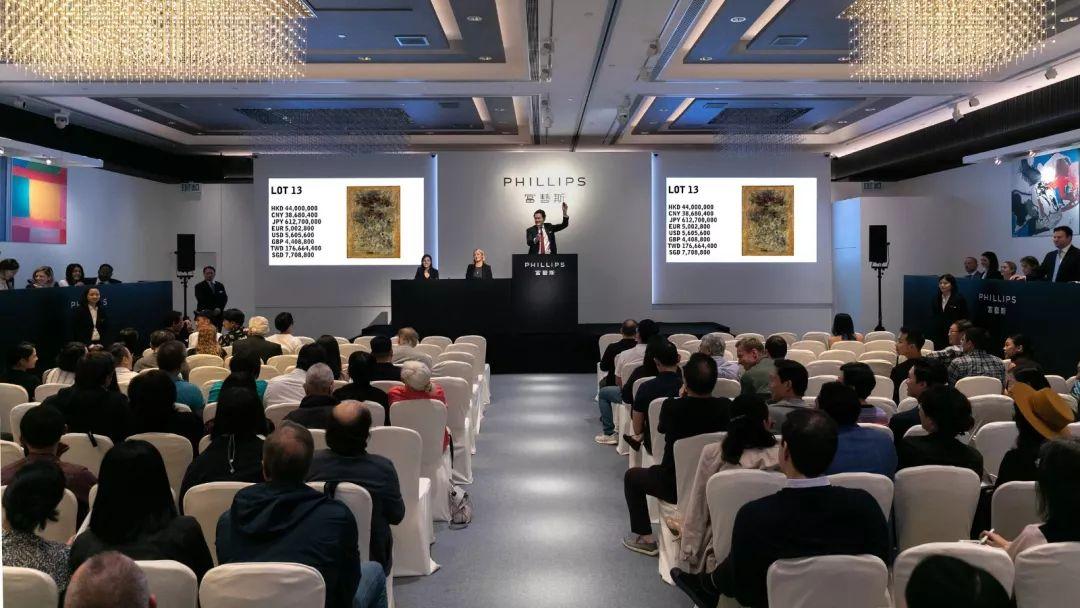 战报 | 赵无极领衔、KAWS持续火热:富艺斯香港追随新兴热点收获2.4亿港元