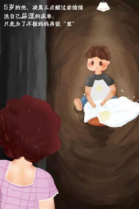 尿床不是娃的错,有可能是病,明天这里有义诊