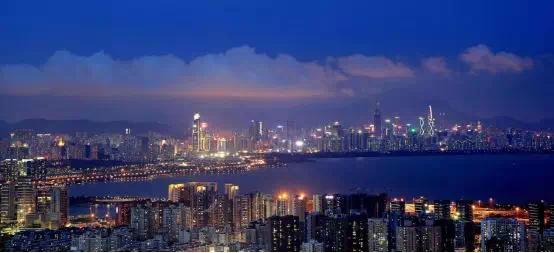 2019年城市經濟排行_2019年 中國十大最具發展潛力城市排名