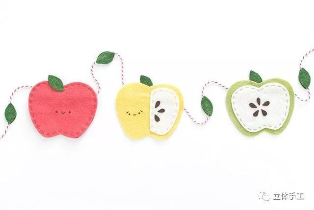 爱萌客:幼儿园不织布手工教程,这样玩才够味!