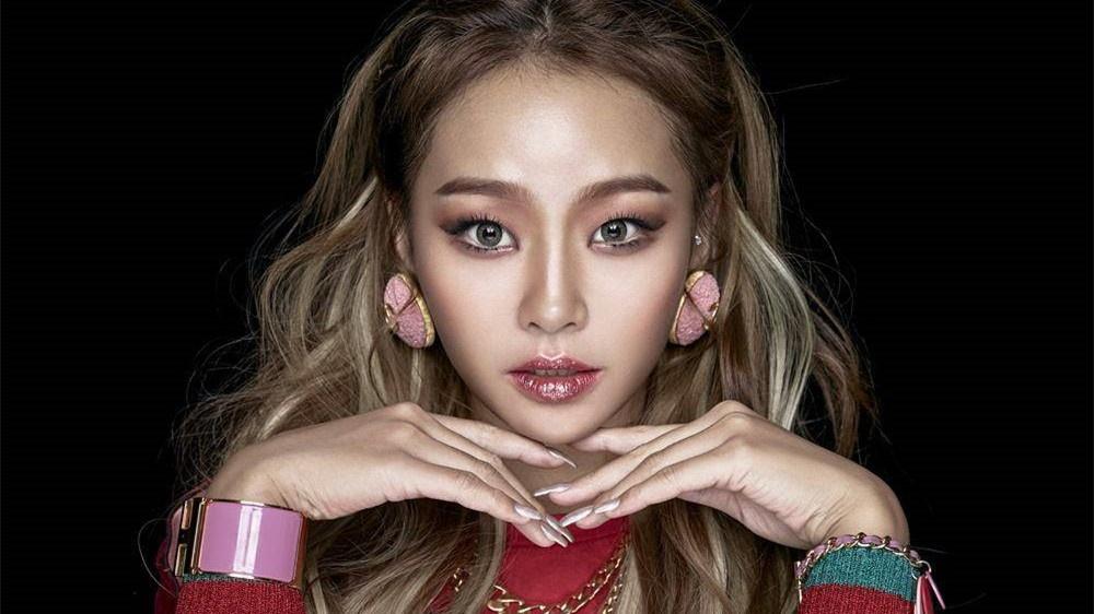 原创韩国女星孝琳再被曝校园暴力,公司模糊回应,网友要其滚出娱乐圈