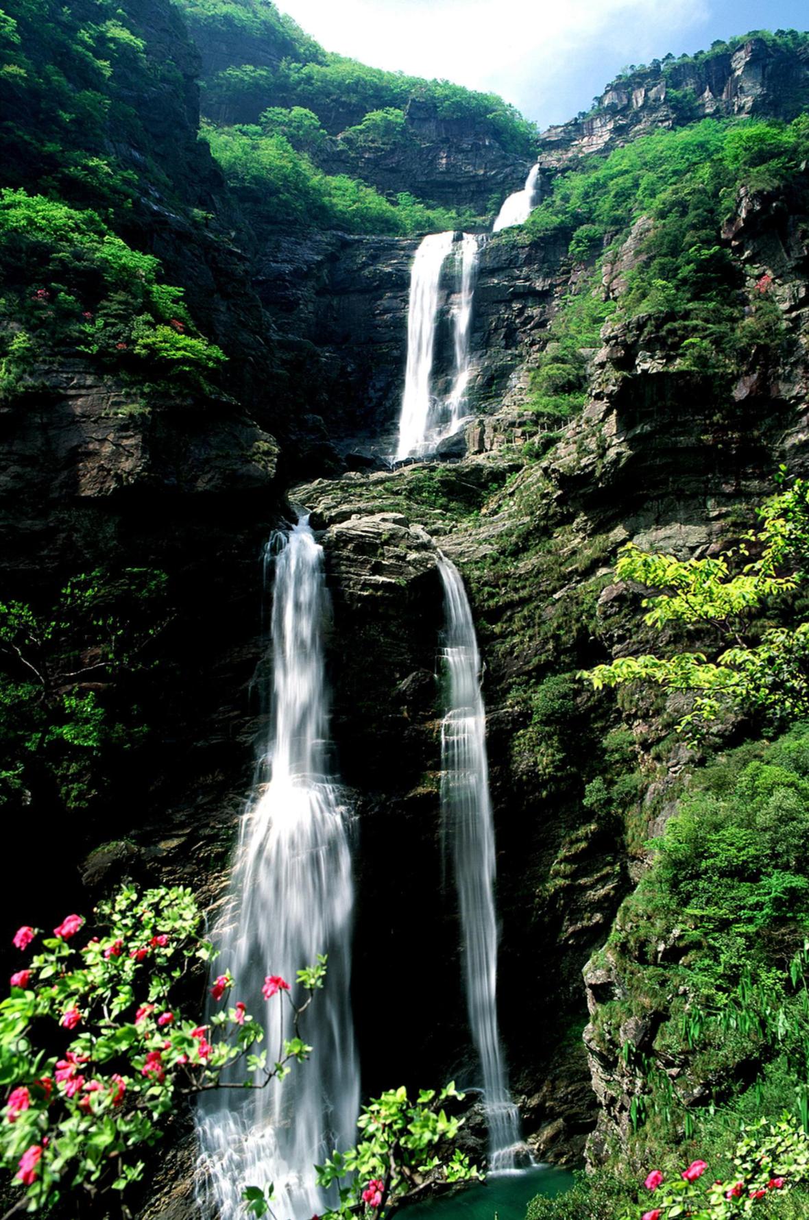 盘点中国8大最美瀑布