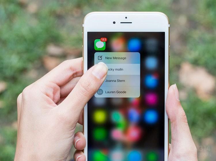 传2019款iPhone放弃3D Touch,网友:真的不太多人用