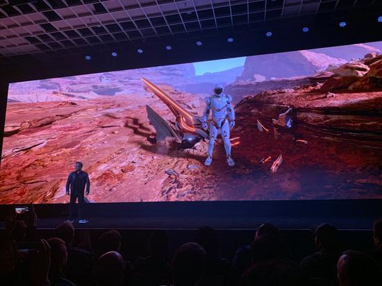 英伟达推出RTX Studio笔记本电脑 性能是MacBook Pro的7倍