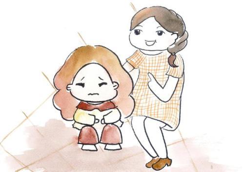 挫折是送给宝宝的最好礼物,但家长也要注意适度