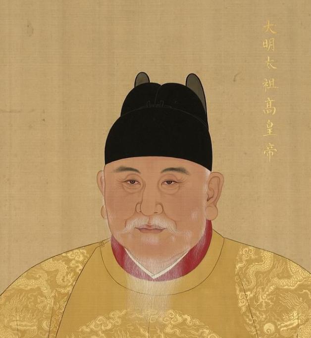 朱元璋亲自剥桔子给儿子吃,母亲让儿子快逃,原因为何?