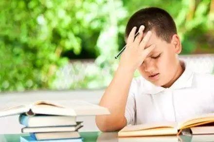 孩子对于学习力不从心、有苦难言,家长怎么做?