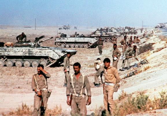 美军只损失200人就折戟15万伊拉克士兵?其实谁在那都死