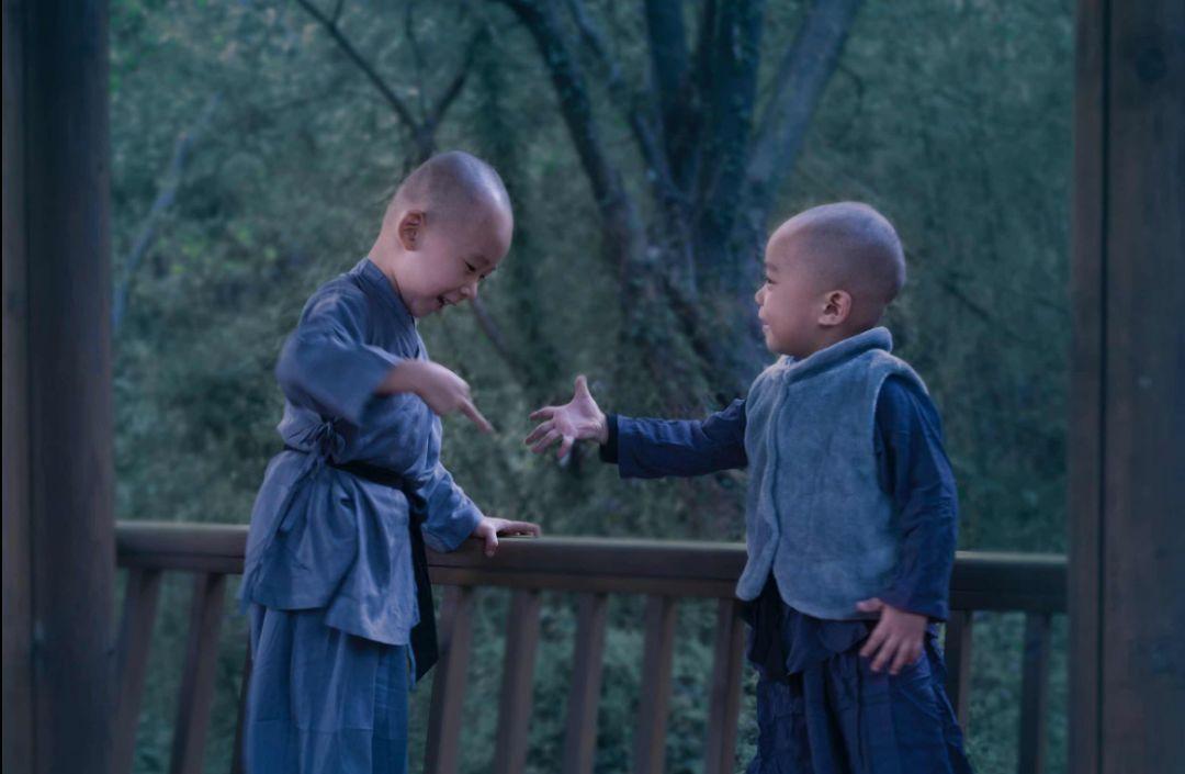 人和人相遇,是上天给的缘分