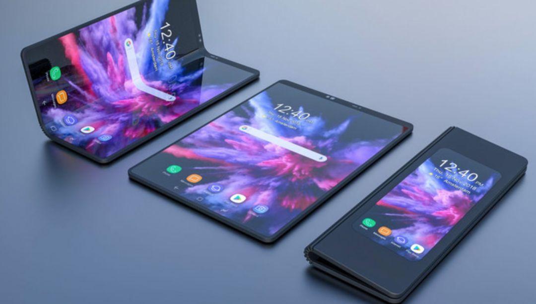 三星新专利有望克服Galaxy Fold折叠屏手机缺陷