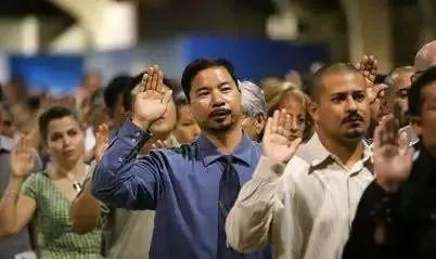 大数据告诉你,30年来有多少中国人移民美国