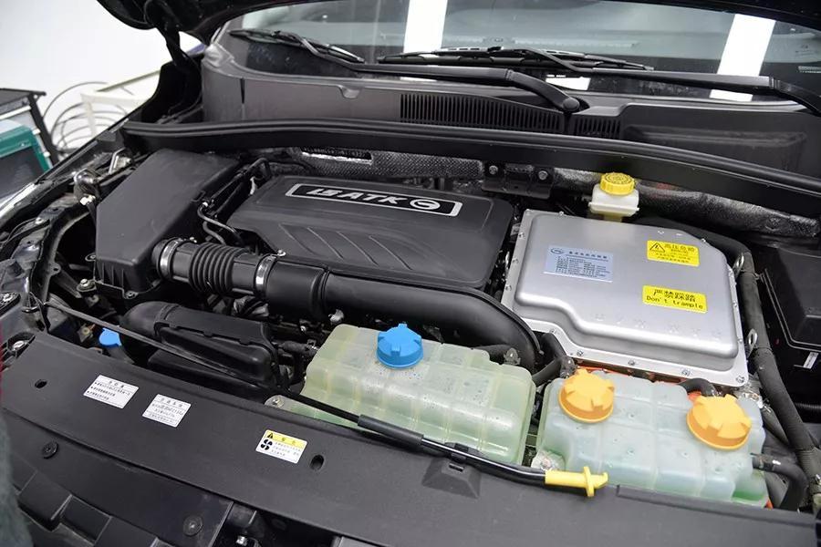 试驾广汽三菱奇志PHEV,插电式混合动力如何工作?