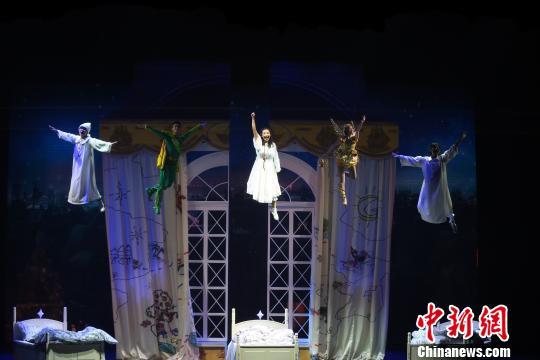 """<b>中国儿艺""""六一""""全国献演6台剧目33场演出</b>"""