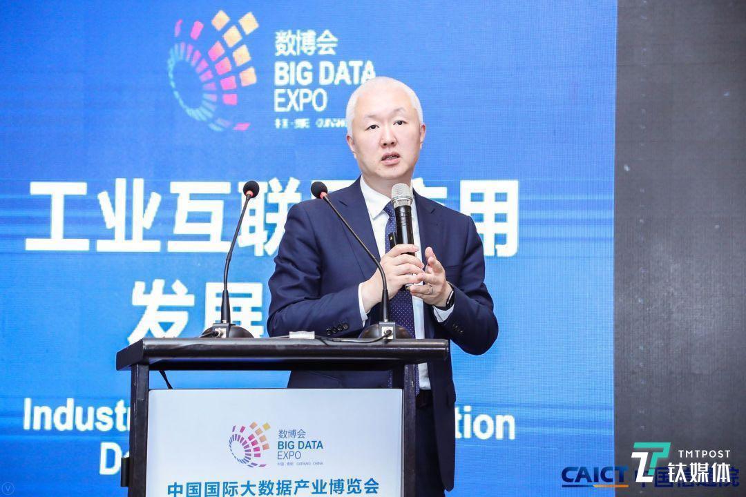 从物到互,SAP彭俊松谈工业互联网两大流派及阶段性目标   数博会