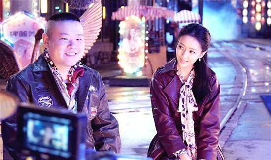 原创岳云鹏和佟丽娅新电影预告片曝光,大鹏造型成亮点