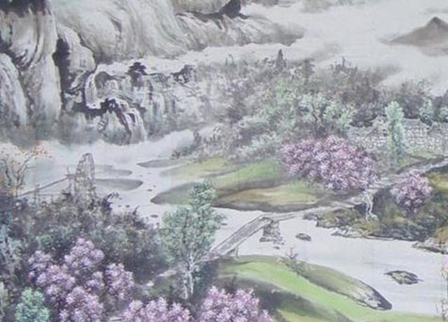 中国田园诗第一人,东晋诗人陶渊明,你知道他哪一句最广为流传?