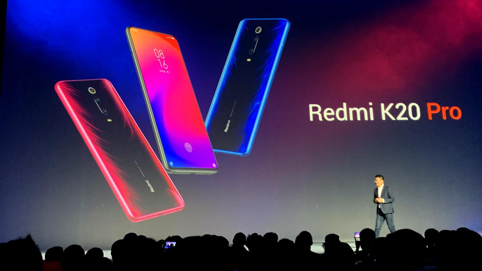 Redmi 新品发布会:除了「性价比旗舰」K20 系列还有一台笔记本