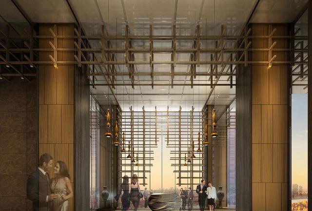 中式酒店设计风格设计特点