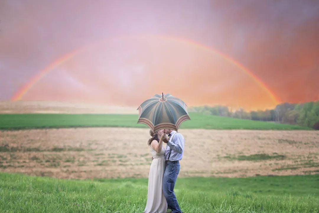 一段幸福的婚姻,一定少不了对伴侣的心疼