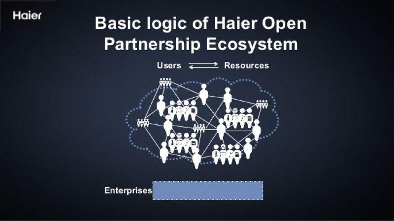 小节点创造出的大平台:海尔开放式创新平台的演化与发展