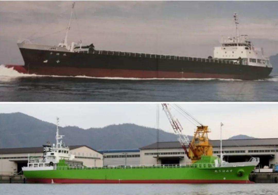因浓雾两艘货舱在日本海域发生碰撞,一艘船舶沉没!