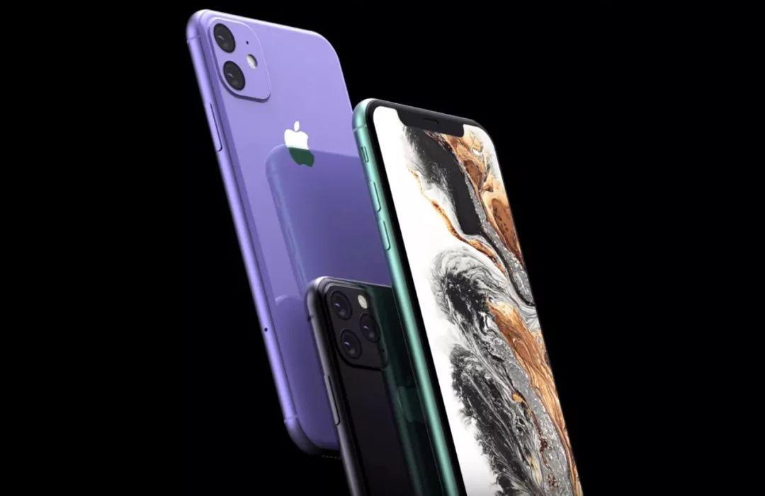 iPhone XI 更多功能曝光,升级面部识别支持双蓝牙