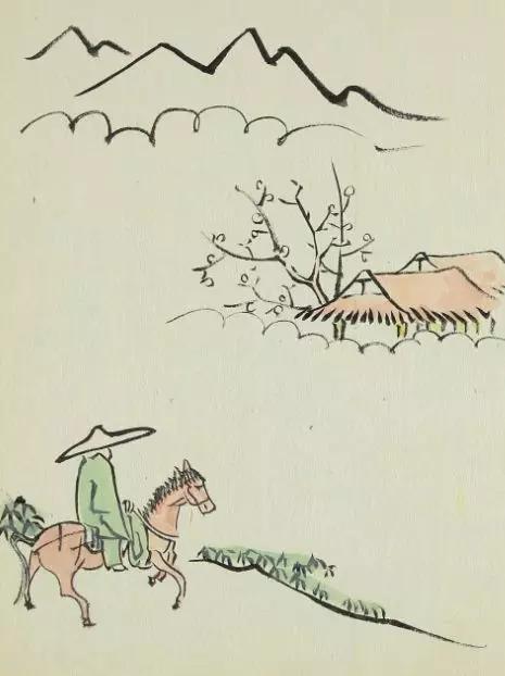 孟浩然:若不是历尽沧桑,哪来的云淡风轻