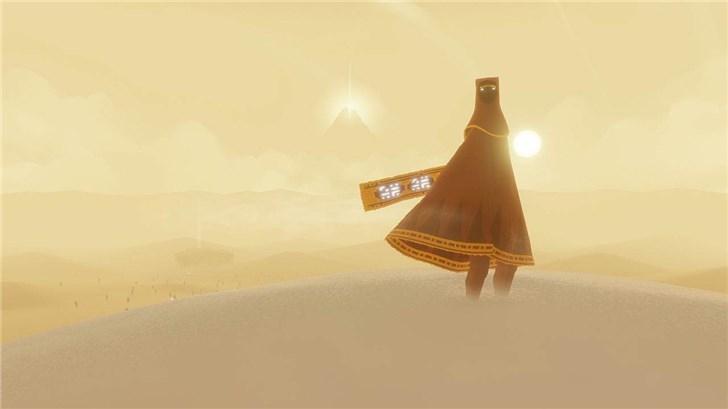 PS独占游戏《风之旅人》6月6日登陆Windows PC