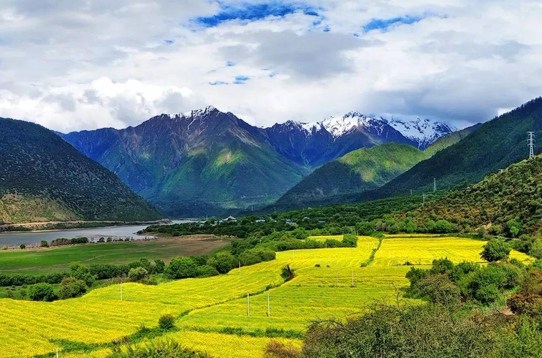 去了西藏,才知道这TM才叫人间天堂!