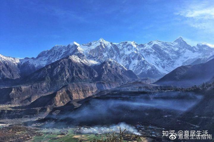 中国最美的十大名山在哪里 端午节旅游必看!