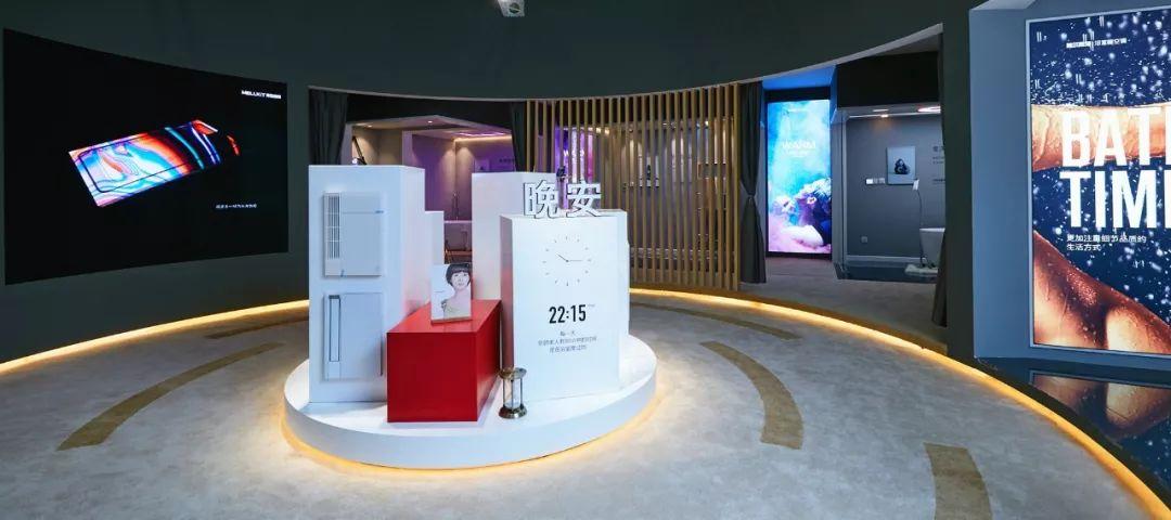 仅12个字带您看完美尔凯特2019上海厨卫展