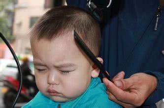 教你学会,在家给婴儿理发!