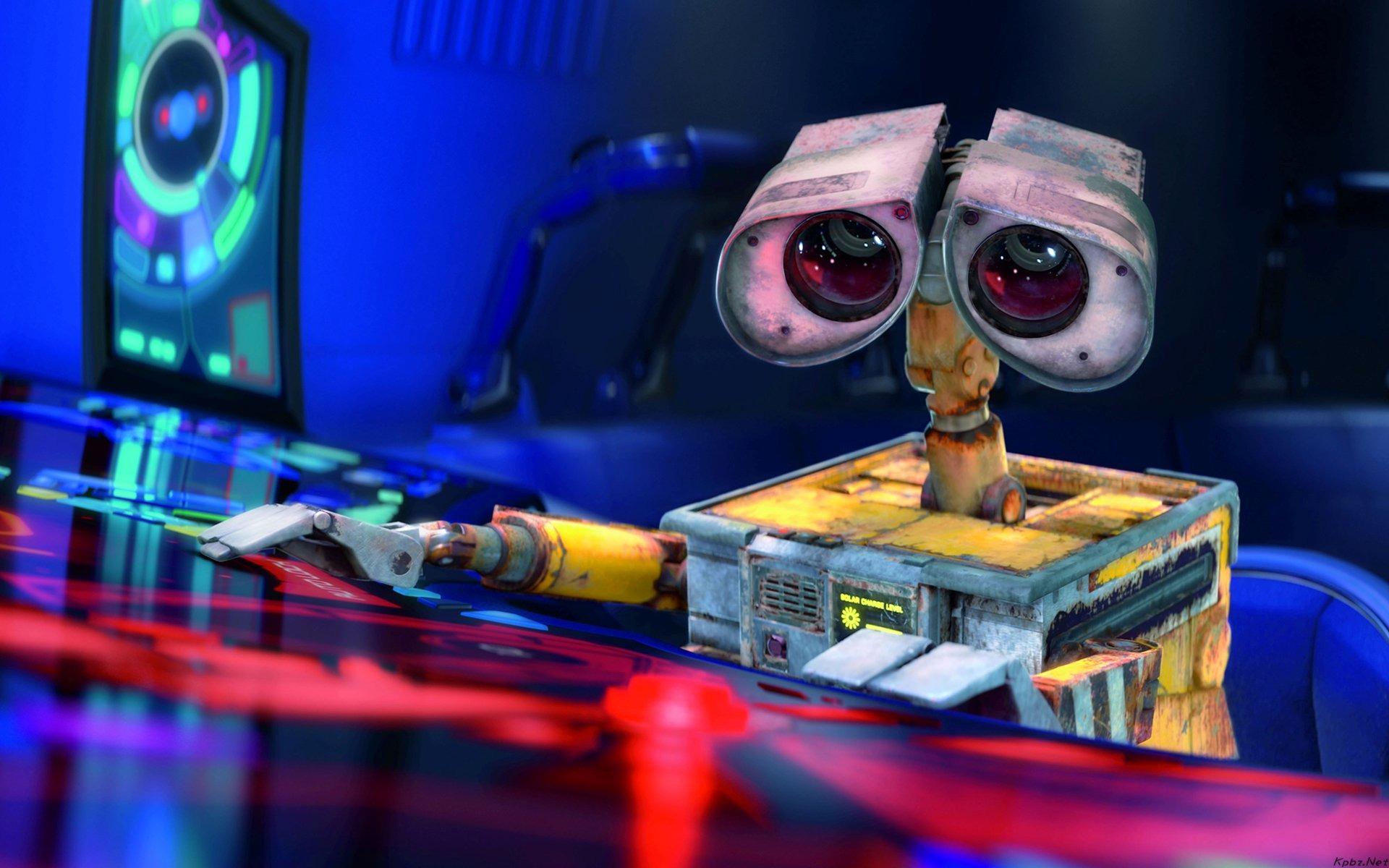 机器人图片卡通